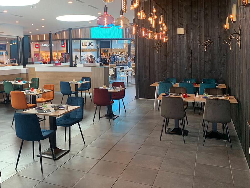 Salle restaurant Bistro Mutti